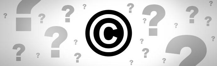 Copyright Questions