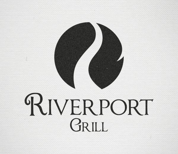 Riverport Grill Logo