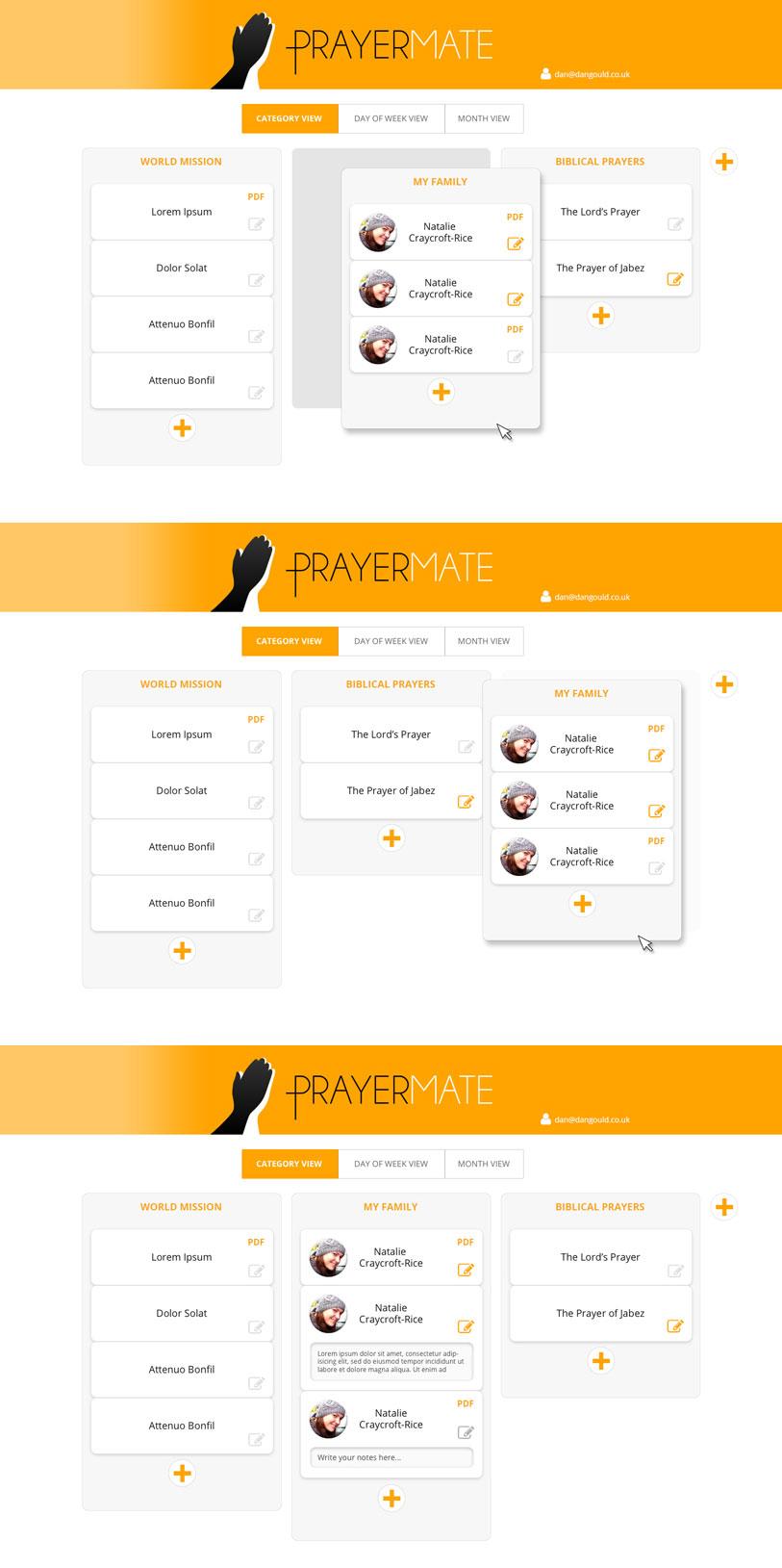 Prayermate Desktop 2