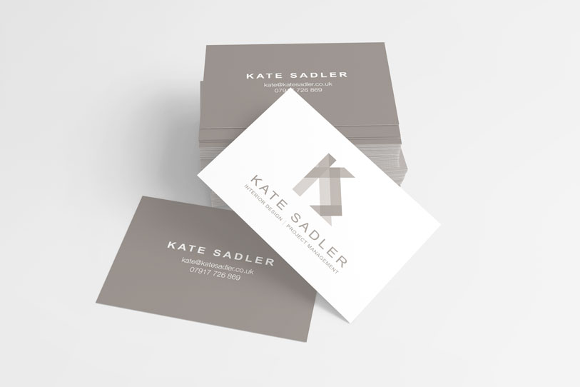 Kate Sadler Business Cards
