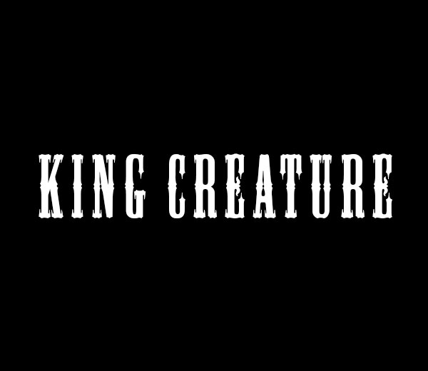 King Creature Logo