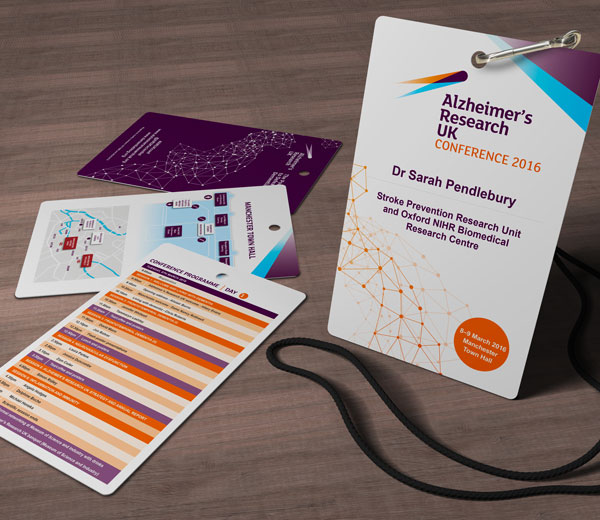 ARUK Conference Lanyards