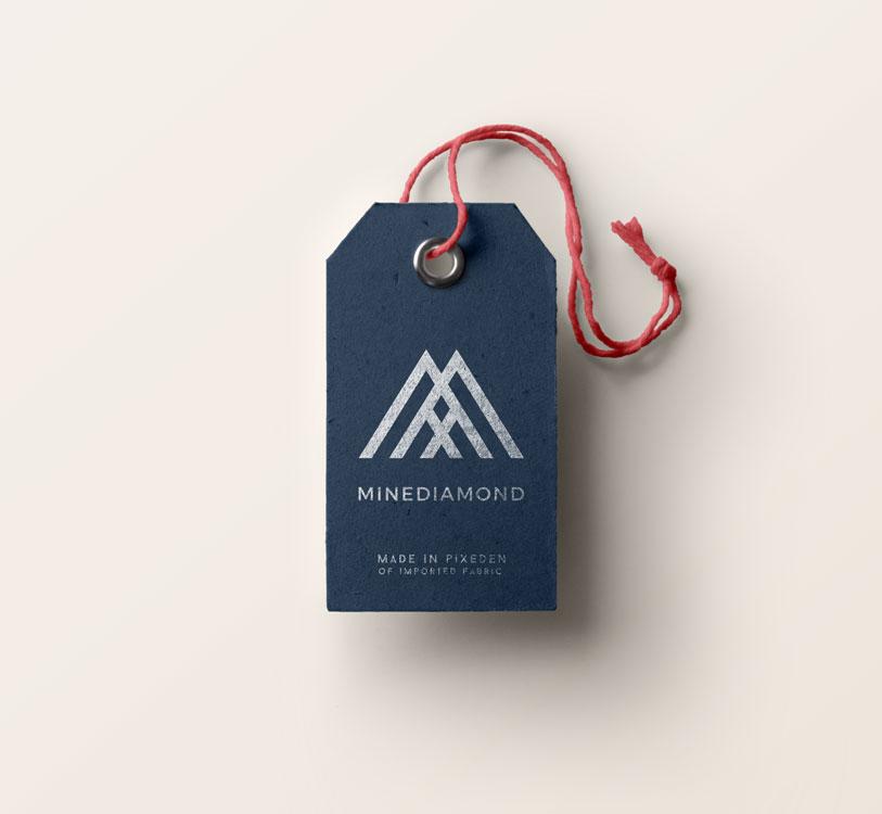 MineDiamond Fashion Label