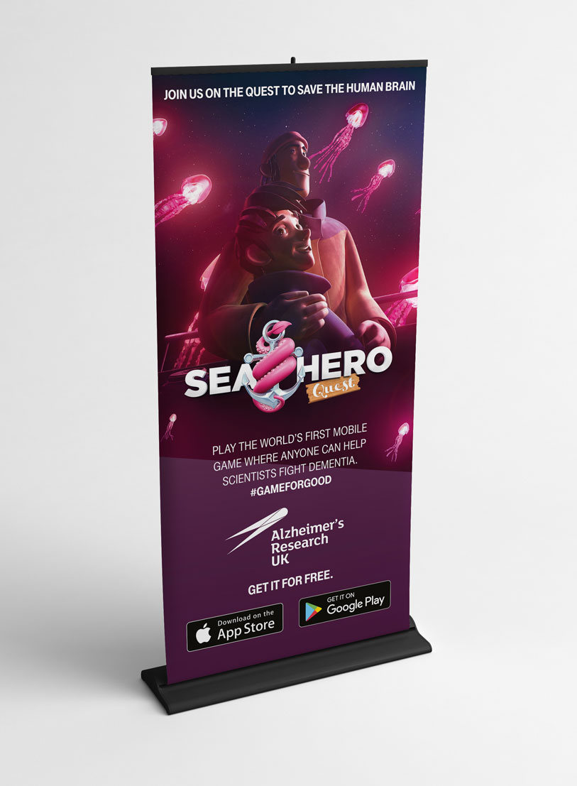 Sea Hero Quest Banner