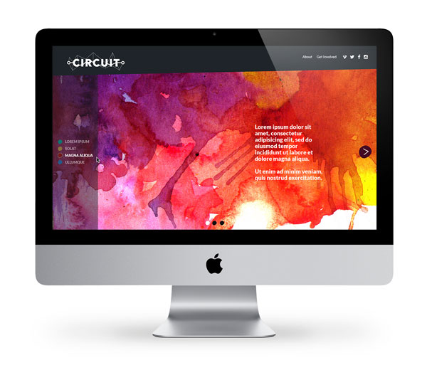 Circuit Cambridge Website