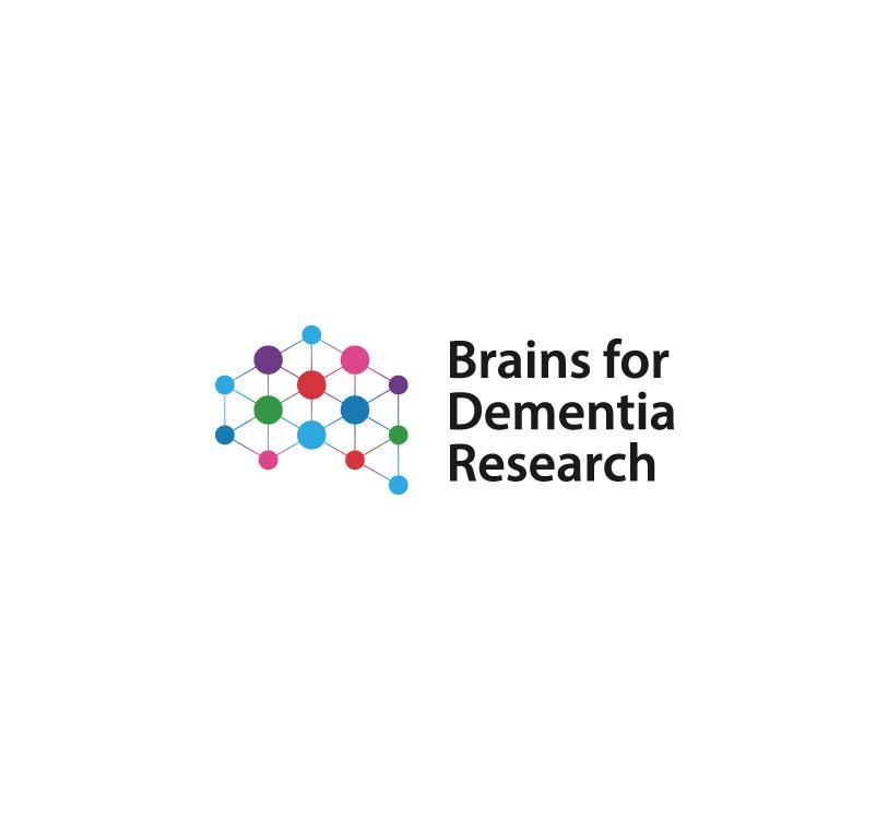 Brains for Dementia Research Logo