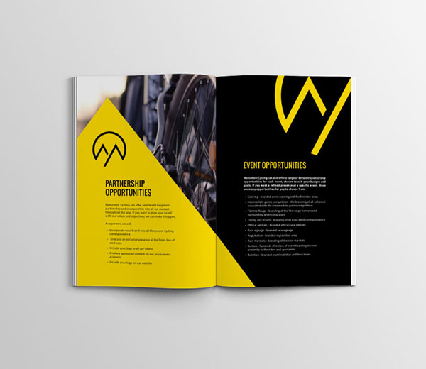 Monument Cycling Sponsorship Pack