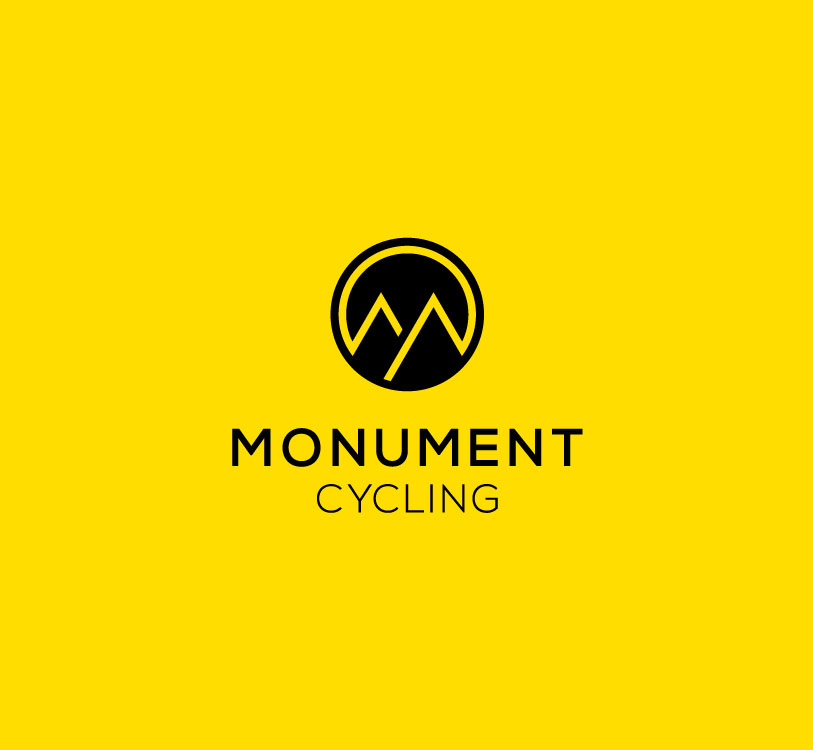 Monument Cycling Logo